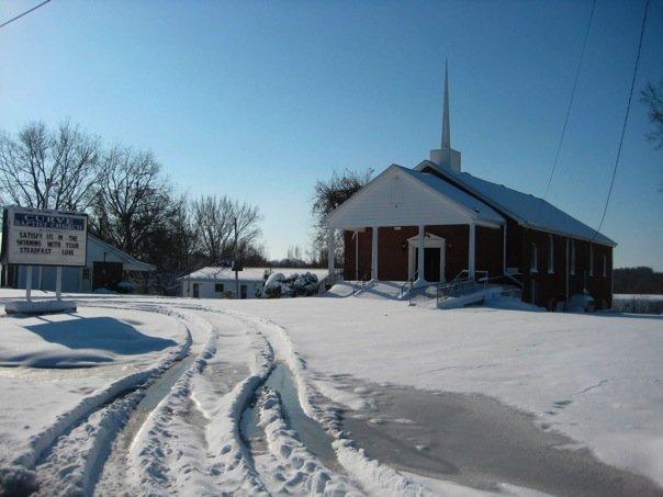 Curve Baptist Church, est. 1885